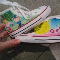 Orla's Supershoes