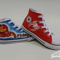 Photo of Finley's Supershoes...