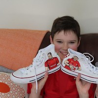 Wils and his Supershoes