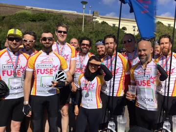 Our super cycle team