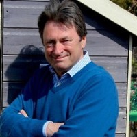Our super day with Alan Titchmarsh.....