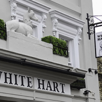 White Hart funds Supershoes