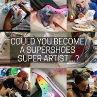 Help us recruit more volunteer Super Artists