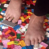 Lego Walk for Supershoes